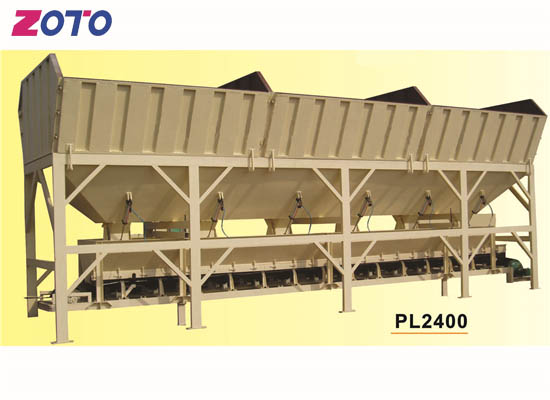 PL2400配料机