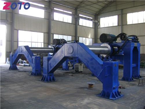 悬辊式水泥制管机设备