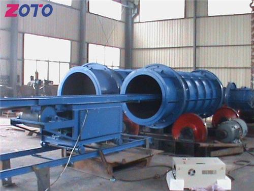 湖北水泥管设备生产线